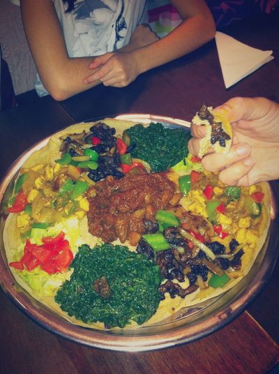 ShareTheMeal Eritrea Eritrean Simplicity Food Table Healthy Eating Plate Serving Size