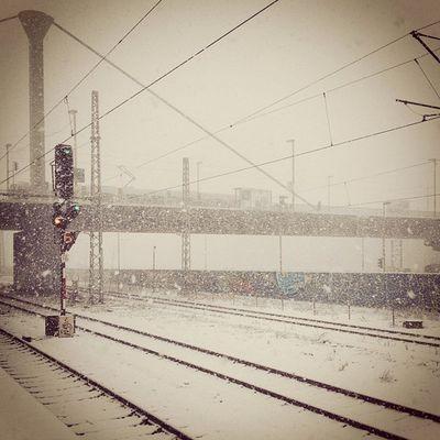 winterwonderland #winter #wonder #land #snowwhite #station #snow #everywhere Station Winter Snow Everywhere Land Wonder Snowwhite