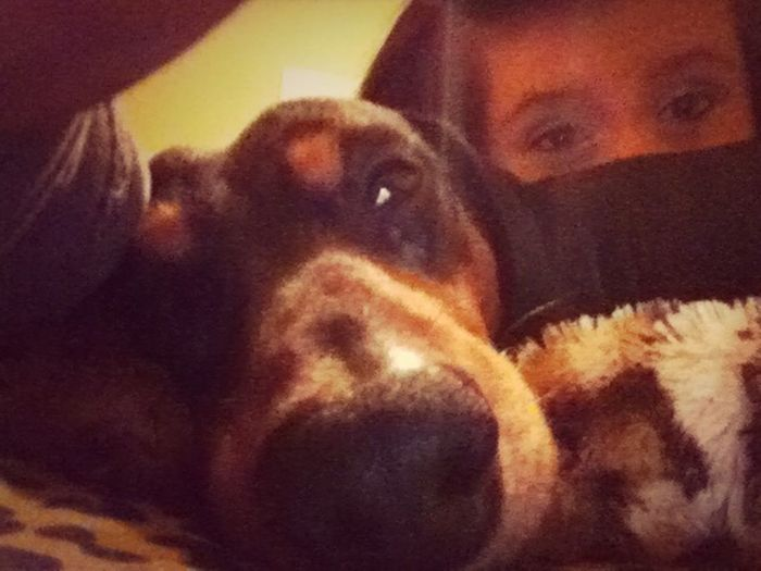 My puppy busterrrrr ❤