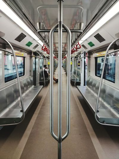Train - Vehicle Transportation No People Symmetry Public Transportation Travel Home. First Eyeem Photo FirstEyeEmPic Oneplusphotograpgy Oneplus5 PhonePhotography
