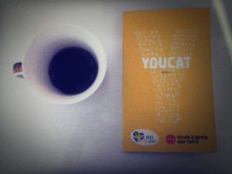 ♥ Life *-* Coffee ☕ Book Youcat