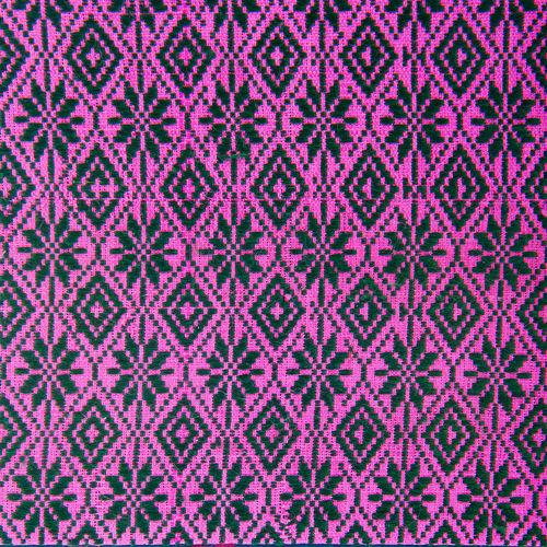 Full frame shot of pink decoration
