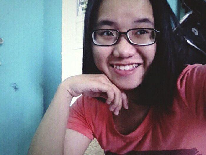 Pink Girl Smile Sunshine First Eyeem Photo