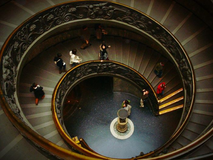 Vatican City Vatican VaticanCity Vaticano Vatican Stair Travelphotography Photo Photographer Explore Discover  Wonderfulplaces Discovertheworld Placestovisit Placestogo Photography Traveller Travel CapturingMoments Goahead Rome Italy Images Pic Stairs Wanderluster