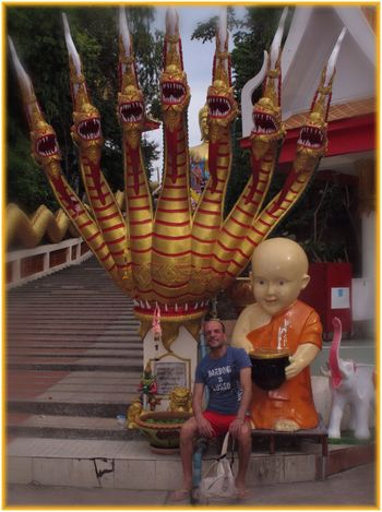 Victor Noc Art 🎱 Thailandia 2015 Thailandia 2015 VicNoc La Collina Del Budda VictorNocArt VittNoc Artfoto Photo Foto Art 👉 Pattaya City Pattaya City Vittorio Nocente Sfumature Thailandia 2015