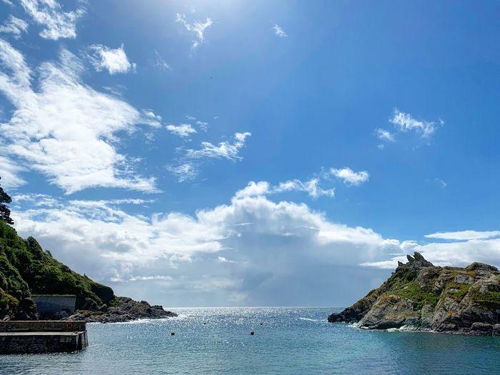 Cliffs Cornwall