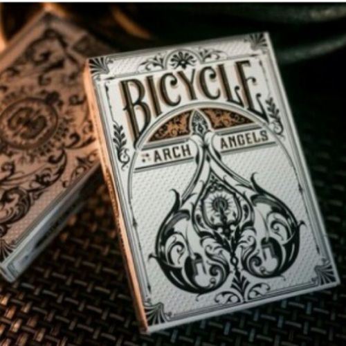 Bicycle Archangles Cardflourishes Cardporn Bicycledeck Bicycle magictrick flourishes