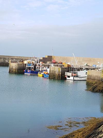 Amlwch port.