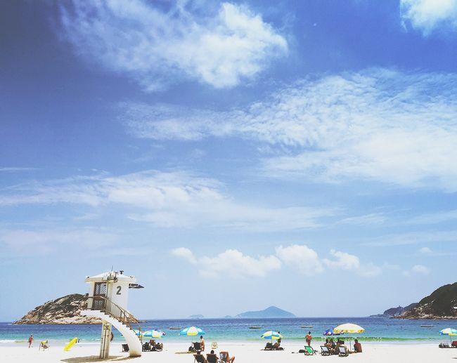 Hong Kong Beach Travel