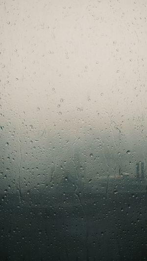 Rainy Days Cloudy Office Ilovehamburg Harbour