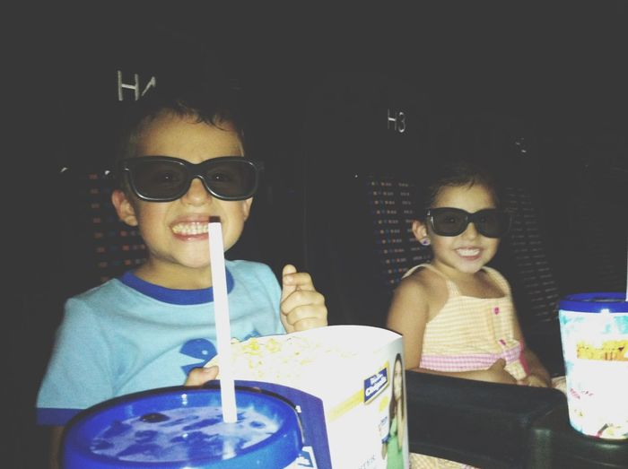 Movies 3D Relaxing