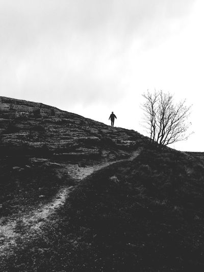 Walking and wondering MADE IN SWEDEN Hoburgen Gotland Blackandwhite Bw_collection