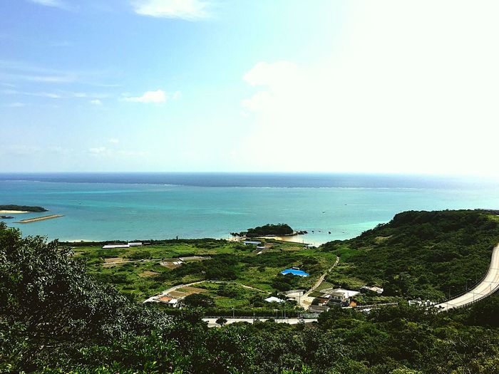 Okinawa View Sea