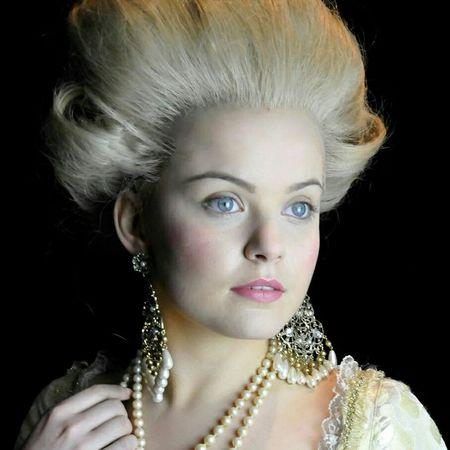 Period Details (C) StevenAllanImages Georgian Period Beauty Close-up Photography Portrait Elaborate The Portraitist - 2016 EyeEm Awards Eyes Pearls Jewelry Earings