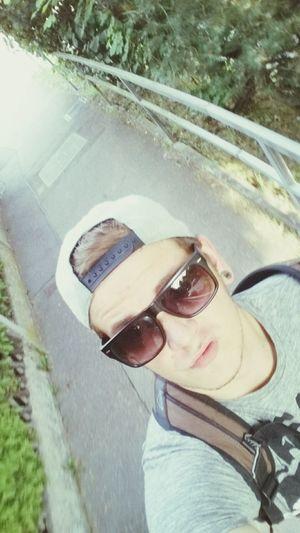 Sunlight on my sunglasses ✌ Sun Sunglasses Fürstenfeldbruck SNAPBACK♡ Online  EyeEm Followme Selfie ✌