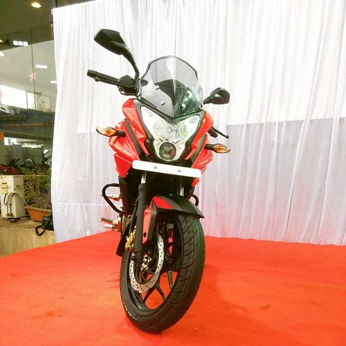 Pulsar 200as Adventuresports Launched today