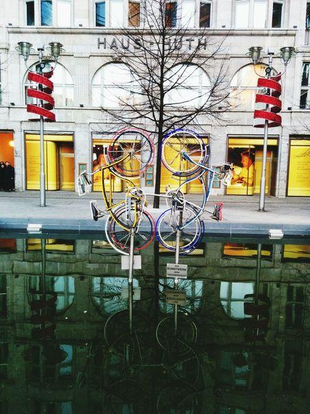 Bikes @ Potsdamerplatz Berlin