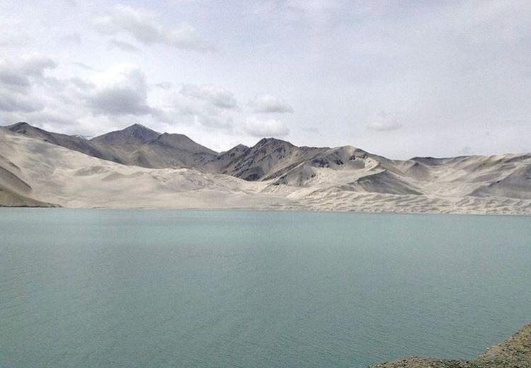 East Turkestan DOĞU TÜRKİSTAN Uygur özerek Bölgesi Uygur Beauty In Nature Mountain Water Scenics - Nature Cloud - Sky Landscape Tranquil Scene