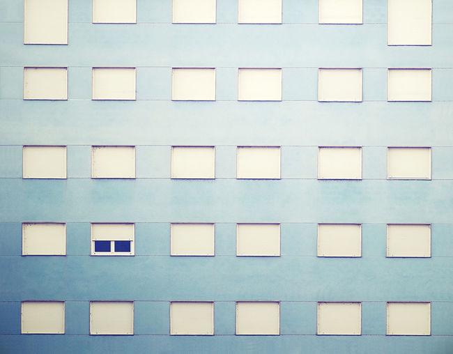 Windows Abstract Architecture Building Façade Lonely Minimal Minimalism Mornig OpenEdit Windows
