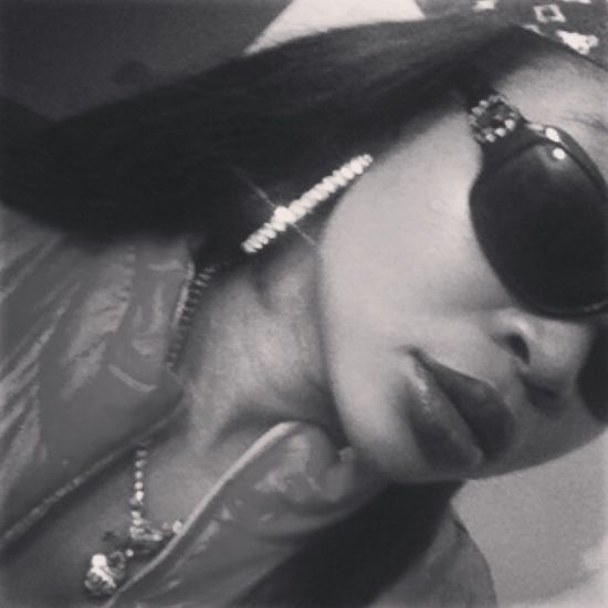 hope y'all ain't forgot about me...but me as aaliyah for halloween ! R.I.P Tap That ❤
