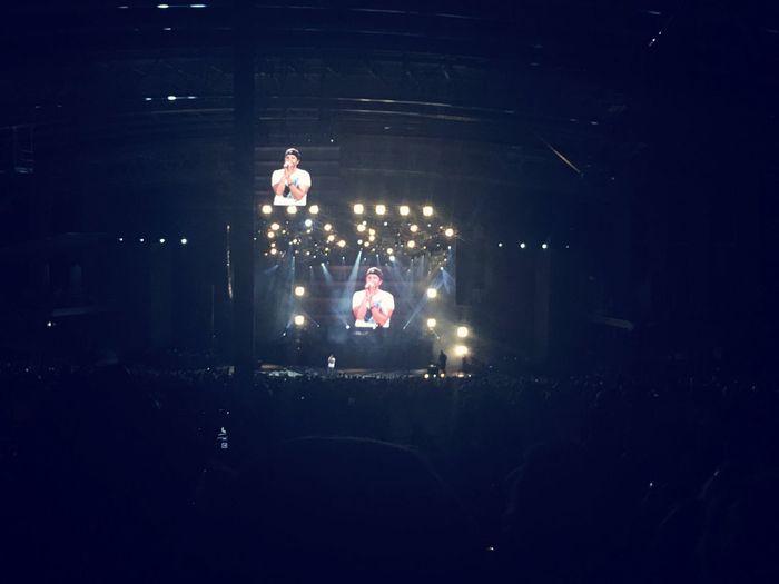 @CMAC Luke Bryan  First Eyeem Photo CMAC Luke Bryan Concert  Concert View Concert