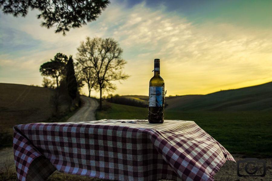 Tuscany Toscana Italia Wine
