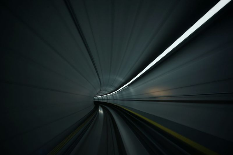 Metro Motion Long Exposure Zurich, Switzerland Airport Fast Around The Corner Urban Geometry Showcase: January Vanishing Point The Week On EyeEm The Architect - 2016 EyeEm Awards My Commute The Need For Speed The Innovator My Year My View