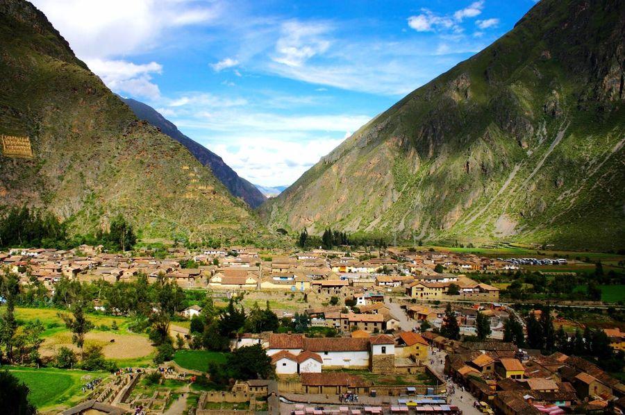 Perú ❤ Urubamba Ollantaytambo Inka Inka Trail Andes Mountains Travel Destinations Travel Photography Cusco Machu Picchu Urubamba River