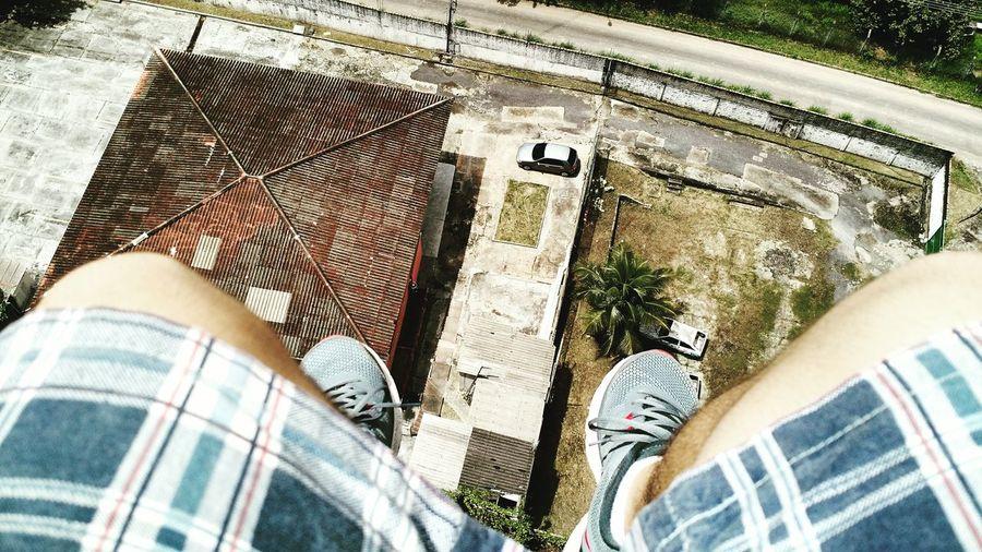 Adventure Abandoned Places Abandoned Buildings Hight Danger Urban Geometry Enjoying Life Diferent Rofftop Morning