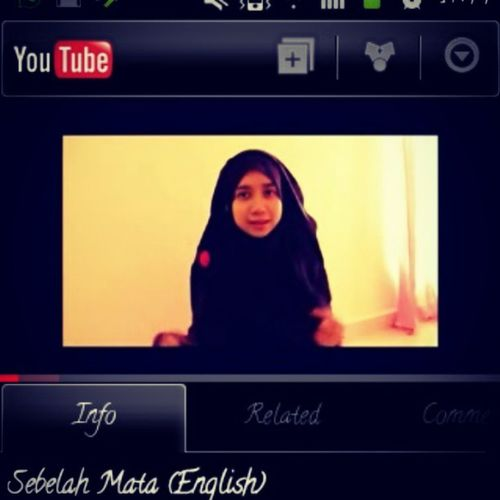 "Another great video :"") *Do watch it and feed our brain, InsyaAllah.... *Dont judge, who are you to says that people are hypocrite with their good deeds?!"" by my lovely sister, @nurnadiasyamila *Hypocite is not about changing from bad to good like be back to our fitrah, Islam...Gypocite means that we pretending doing or being the attitude that we dont own....but be back to pur fitrah (Islam) is a big differ from hypocrite...fitrah is something we own since we were born..so its a quddos if we are able to be back in our fitrah..Islam.. InsyaAllah... Addin Fitrah Islam"