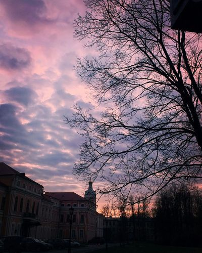 Good Morning Sankt-peterburg Architecture_collection December Window Sky Of Sankt Peterburg From Russia With Love Good Morning World!
