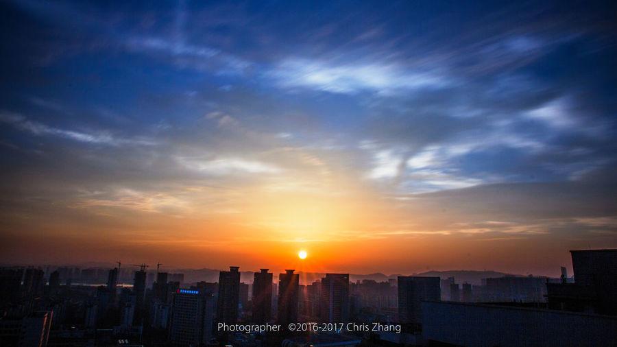 Sunset Dawn Canon60d 15-85
