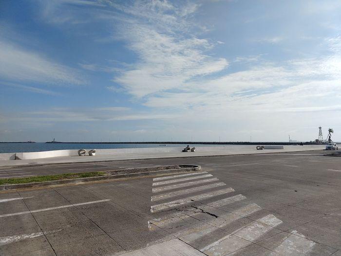 Water Low Tide Sea Beach Sand Nautical Vessel Sky Horizon Over Water Cloud - Sky