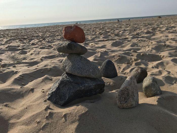 Beach Sand Land