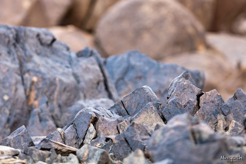 Land No People Nature Rock Day Close-up Rock - Object