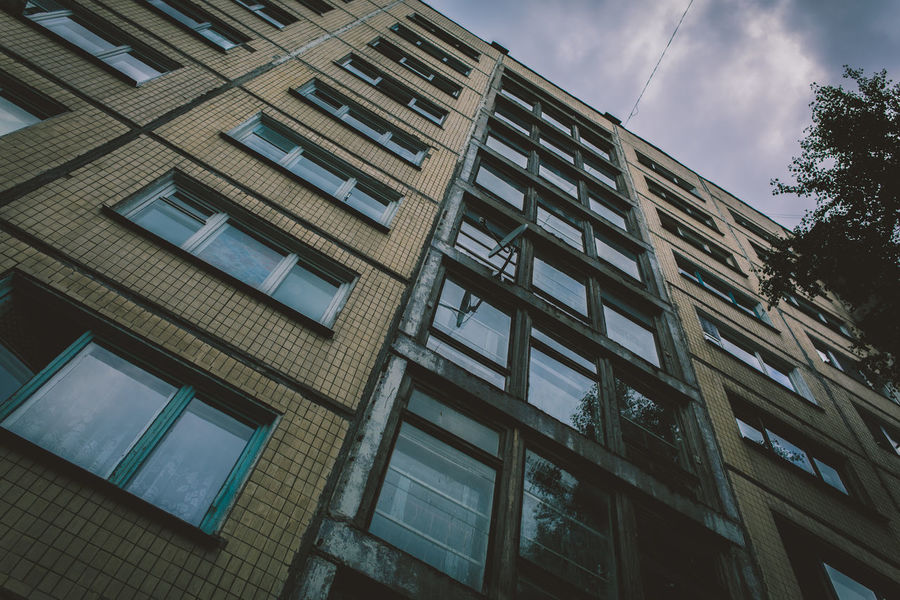 Street Vitebsk,Belarus The Graphic City