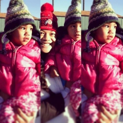 My WCW is none other than my princess! Love and miiss this lil girl ♥ CharityAbigalVaenuku