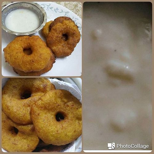 Telangana special Masterchef classes continue with Ammamma.... Makka(corn) garelu with paala padiyam (milk based sweet) combo...Telanganacuisine Incredibleindia Leapyearspl Toomuchwork Worthit Things I Like