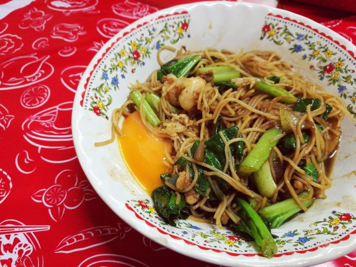 FRIED NOODLE... Ready-to-eat Food And Drink