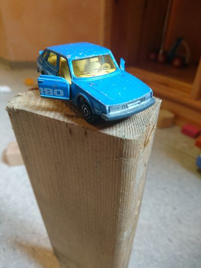 Blue Car Focus On Foreground Modelcar No People Play Play With... Playing Toy ToyCar Toys Lieblingsteil