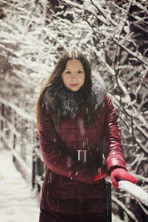 Winter Wonderland Cold Winter ❄⛄ Snow ❄