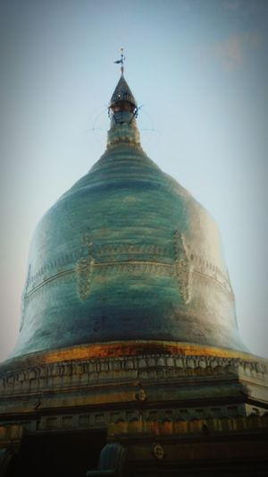 Hello World .This is Lawkanandar pagoda from Myanmar country.