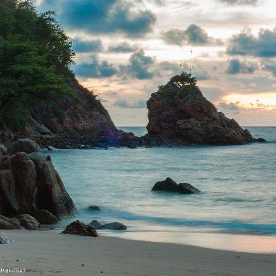 Paradise Bananabeach Beach Phuket Thailand