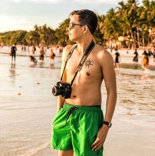 Beach Tim One