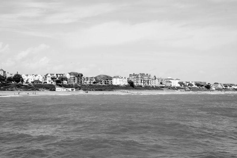 Coast Sea TOWNSCAPE