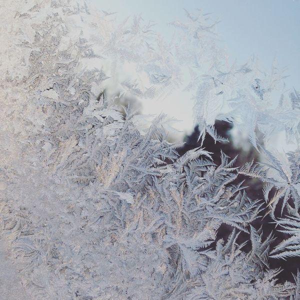 Icy Window