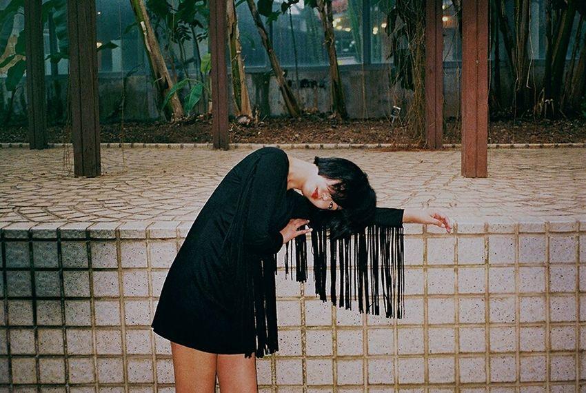 Mira Heo Self-portrait Film Work