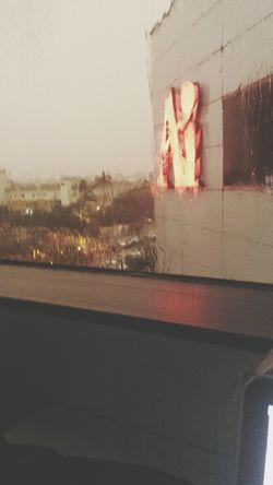 Raining Nights at Fort Lauderdale Taking Photo