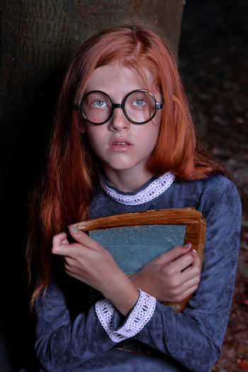 red hair girl Red Hair Red Head Red Young Girl Witch Glasses Young Girl Black Background Eyeglasses  Wireless Technology Young Women Portrait Women Technology Redhead Looking At Camera Futuristic Dyed Red Hair Freckle Green Eyes The Portraitist - 2019 EyeEm Awards My Best Photo