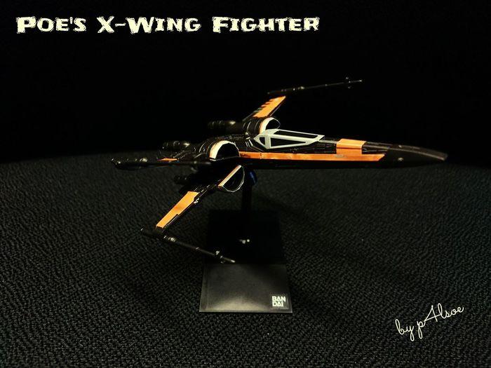 Poe X-wing Fighter by P4lsoe